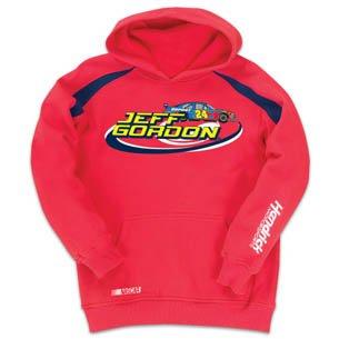 Com jeff gordon kids sweatshirt athletic sweatshirts clothing