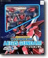 Gundam Seed Quick Model Aegis Gundam Scale 1/144