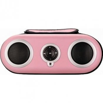 Ih19pe Portable Water-Resistant Stereo Sport Case For Ipod, Shuffle, Or Any Mp3