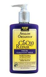 Avalon Organics CoQ10 Facial Cleansing Milk -- 8.5 fl oz