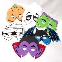 Foam-Halloween-Masks-12pk