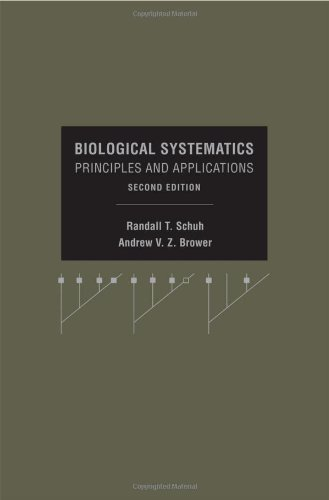 Biological Systematics: Principles and Applications, 2nd...