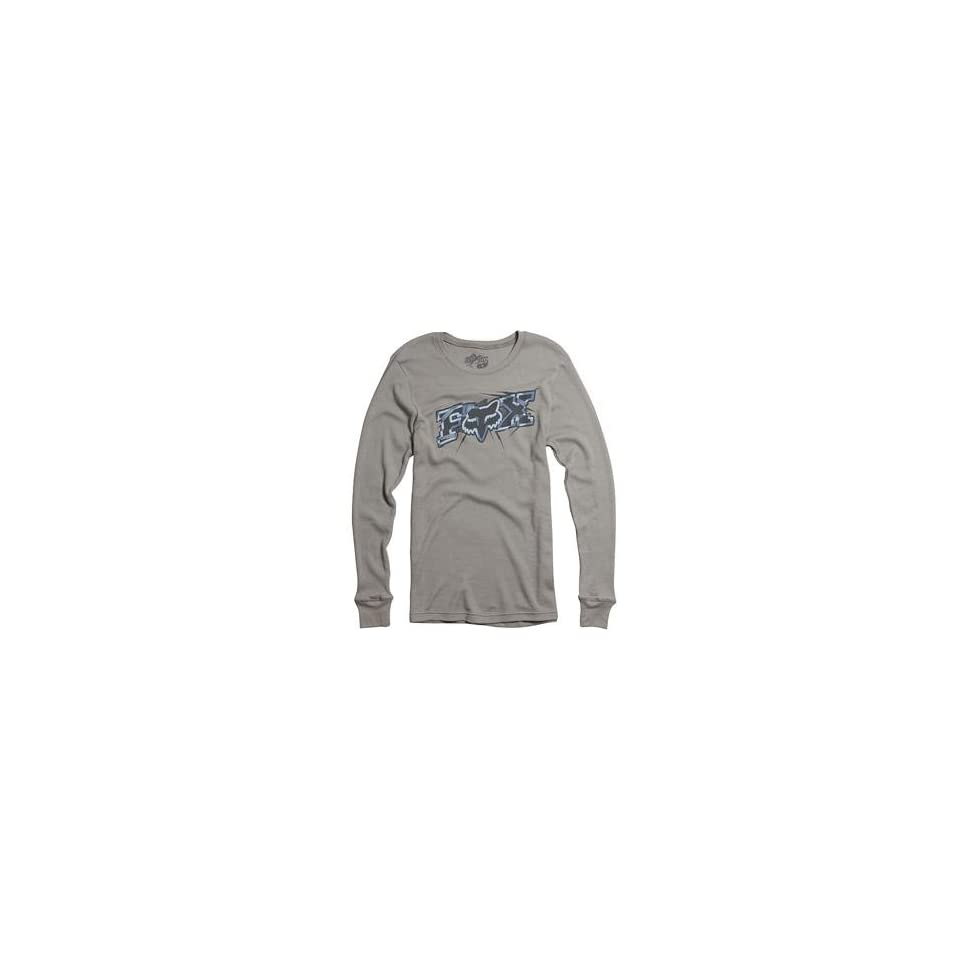 Fox Racing Attacker Thermal   Large/Dark Grey