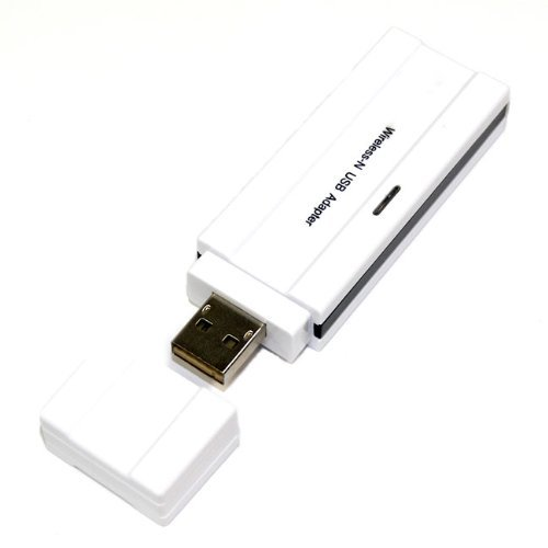 WiFi Wireless IEEE 802.11N/G/B WLAN 150Mbps Network Adapter USB2.0 Wireless Lan USB Adapter for Laptop Noteook Desktop PC Suport Vista/Windows 7(32bit & 64bit)/Linux