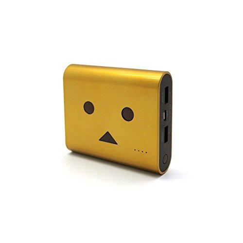 cheero Power Plus 3 13400mAh DANBOARD version 大容量 モバイルバッテリー [ 国産Panasonic 高品質電池搭載 ] Gold ingot ( Gold ) iPhone 6s / 6s Plus / 6 / 6 Plus / 5s / 5c / 5 / iPad / Android / Xperia / Galaxy / Nexus / 各種スマホ / タブレット / ゲーム機 / Wi-Fiルータ 等 急速充電 対応 超コンパクト ハイパワー出力 3.4A 【AUTO-IC機能搭載】 …