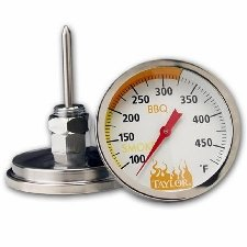 The Amazing Taylor 814 Weekend Warrior Grill/Smoker Thermometer