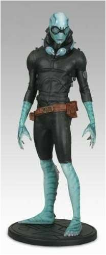 Picture of Sideshow Abe Sapien Maquette - 1/3 Scale - Hellboy Figure (B0006U6KKI) (Sideshow Action Figures)