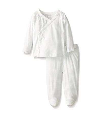 Rosie Pope Baby Kid's 2-Piece Kimono Top & Pant Set
