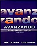 img - for Avanzando 6th (sixth) edition Text Only book / textbook / text book