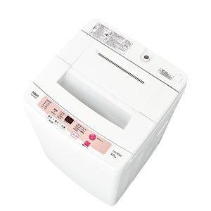 アクア 5.0kg 全自動洗濯機 ホワイトAQUA AQW-S50C-W