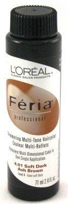 loreal-feria-color-401-24oz-soft-dark-ash-brown-3-pack