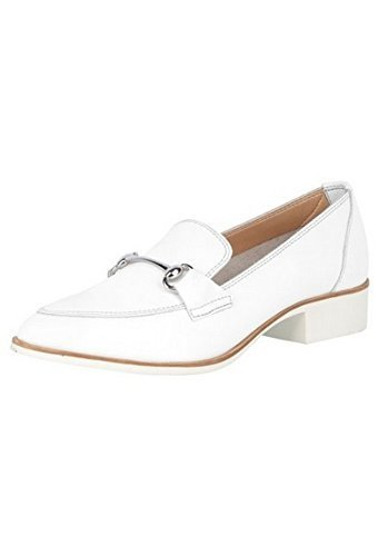 Pantofola Pelle nappa di Patrizia Dini - bianco, Donna, 41 EU