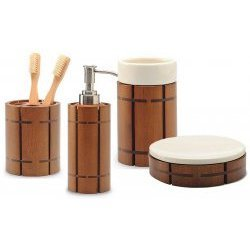 bathroom accessory set sale out