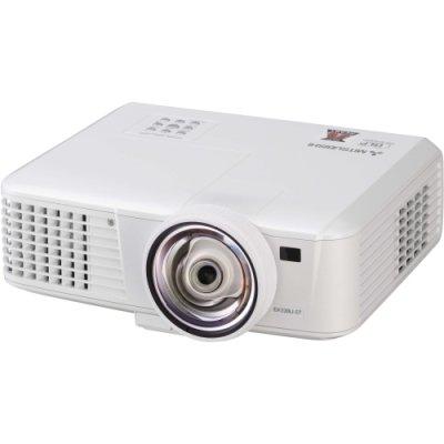 2NG8905 - Mitsubishi EX321U-ST 3D Ready DLP Projector - 720p - HDTV - 4:3