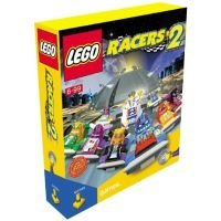 Lego Races 2 Pc Cd Rom Computer Game