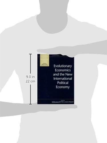 Evolutionary Economics and the New International Political Economy (Science, Technology and the International Political Economy)