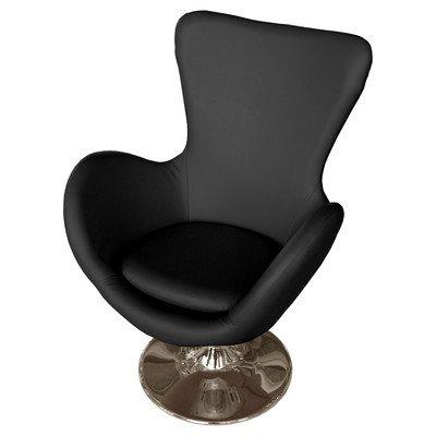 Bucket Racing Chair Colour: Black