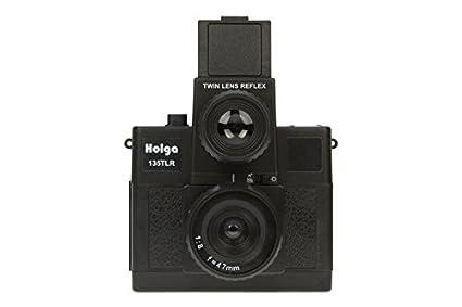 HOLGA 135BC TLR Twin Lens Reflex 35mm Film Camera