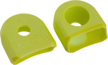 RaceFace Crank Boot 2-Pack~ Small Yellow