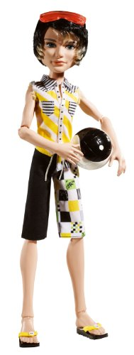 Monster High Gloom Beach Jackson Jekyll Doll