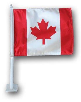 Canada - Car flags