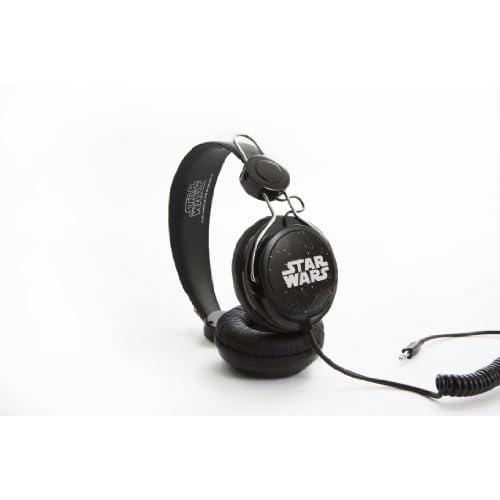 Star Wars スターウォーズHeadphone Light Speedの写真02。おしゃれなヘッドホンをおすすめ-HEADMAN(ヘッドマン)-