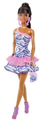Barbie So In Style S.I.S. Grace Fashion Doll front-1077918