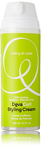 Devaconcepts DevaCurl Styling Cream, 5.1 Oz