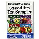 Traditional Medicinals Seasonal Herb Tea Sampler 16 Count Box
