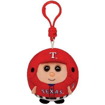 Ty MLB Beanie Ballz Texas Rangers - Clip