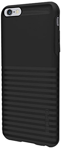 iPhone 6S Plus Case, Incipio Rival Case [Textured] Bumper Cover fits both Apple iPhone 6 Plus, iPhone 6S Plus - Black (Incipio Rival Phone Case compare prices)
