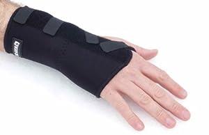 Adjustable neoprene Wrist support (Large 18.7-21.3cm, Right)