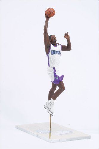 McFarlane Chris Webber Sacramento Kings Action Figures (series 5)