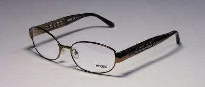 Moschino Moschino 06603 EyeGlasses Color shiny dark brown