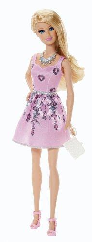 Fashionista Barbie Doll, Light Pink Dress - 1