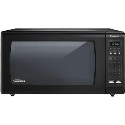 1.6Cf Microwave Black