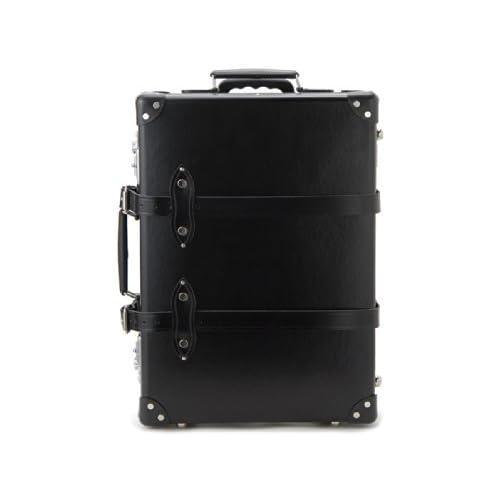 グローブトロッター スーツケース トローリー CENTENARY 21インチ 2輪 GTCNTBB21TC ブラック×ブラック GLOBE TROTTER (並行輸入品)