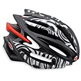 Bell Volt Helmet, Matt White/Black Jimbo Eyes, Large
