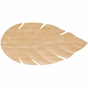 Kichler 370021 White Washed Oak Fan Blade Set For Crystal Bay Collection Fans, N/A front-899030