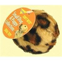 Skins Ball Leopard Dog Toy, Small