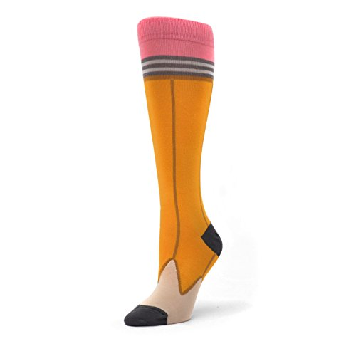 Pencil Socks Knee High (Small-Medium)