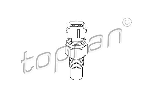 TOPRAN Sensor für Öltemperatur, 721 078