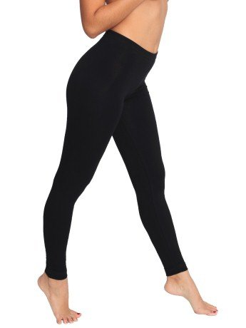 American Apparel 8328 Cotton Spandex Jersey Legging