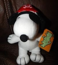 peanuts-plush-snoopy-pirate-dog-charlie-brown-7-doll-toy