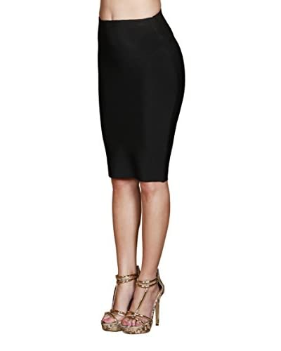 Wow Couture Women's Bandage Skirt