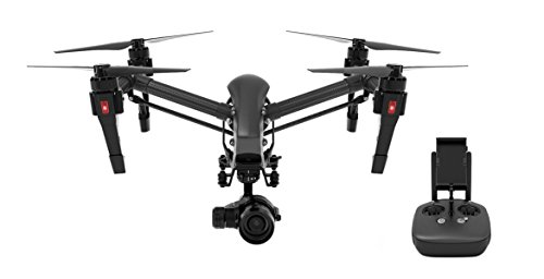 Inspire 111 DJI Inspire 1 Pro Black Edition Quadcopter with...