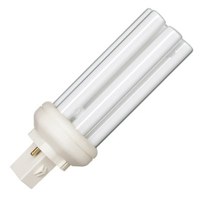 Philips Kompaktleuchtstofflampe PL-T 26W/840/2P