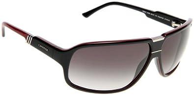 d0bdb0734d Carrera Gafas de sol Para Hombre Tekno 27I/9O: Negro / Rojo: Amazon