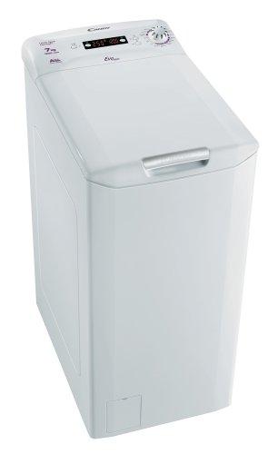 Candy EVOGT 12072D3-S machine à laver - machines à laver (Autonome, A+++, A, B, Blanc, Top-load)
