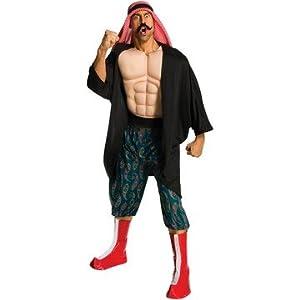 WWE ADULT STND THE IRON SHEIK CSTM